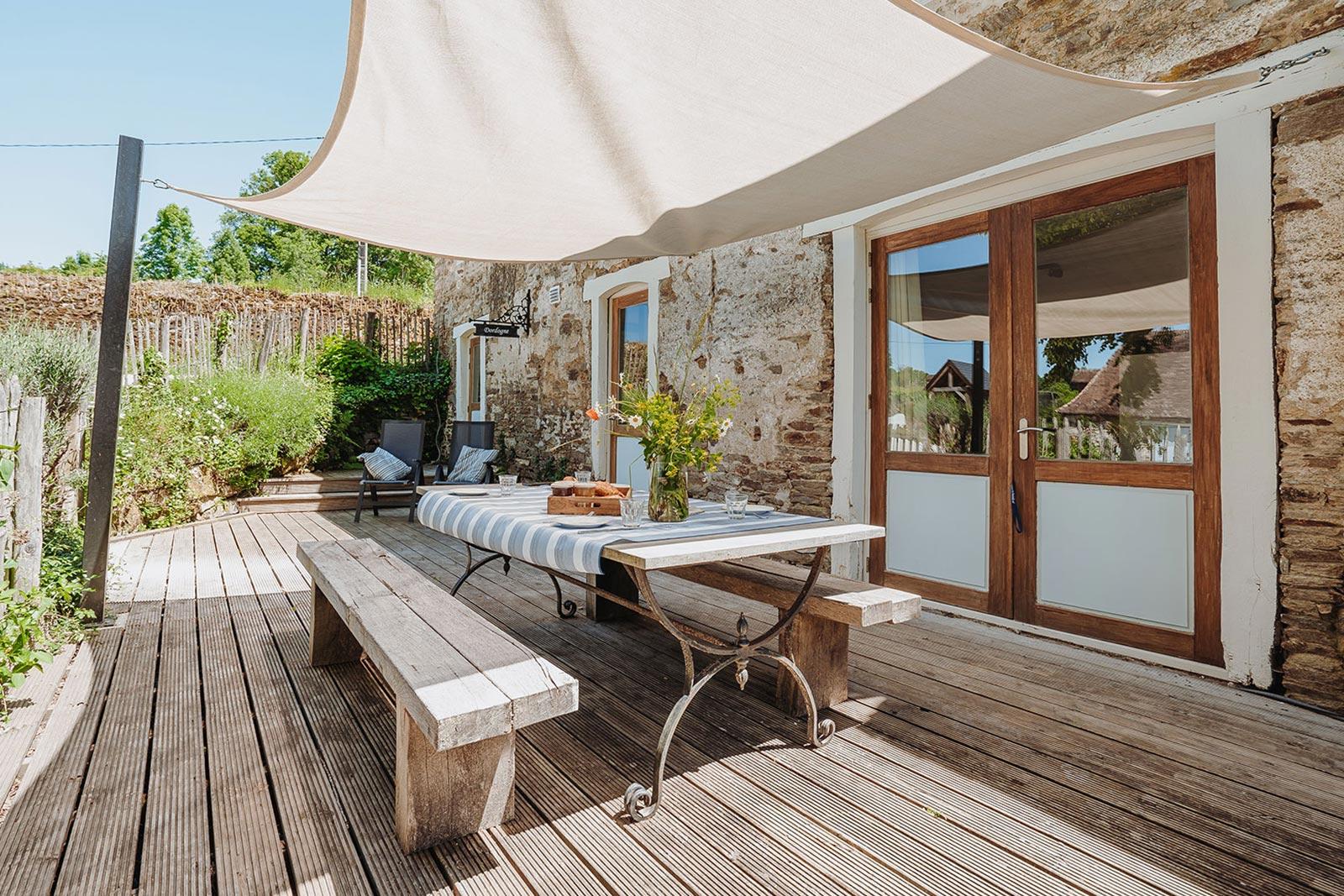 Een LOTTage is een cottage (vakantiehuis) dat speciaal is aangekocht en gerenoveerd door LOTT holiday homes & more