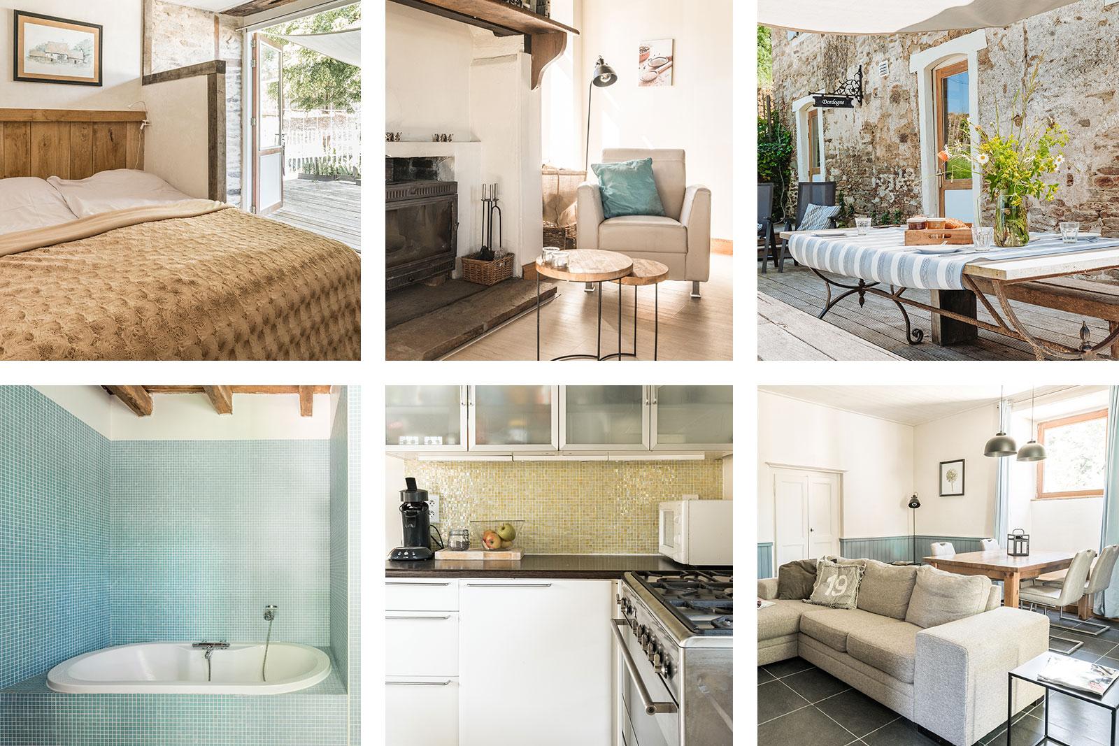 LOTT vakantiehuizen Frankrijk sfeerimpressie vakantiehuisjes